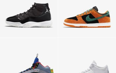Sneaker Drops June 2021- All You Need to Know!