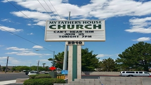 MY FATHER'S HOUSE CHURCH