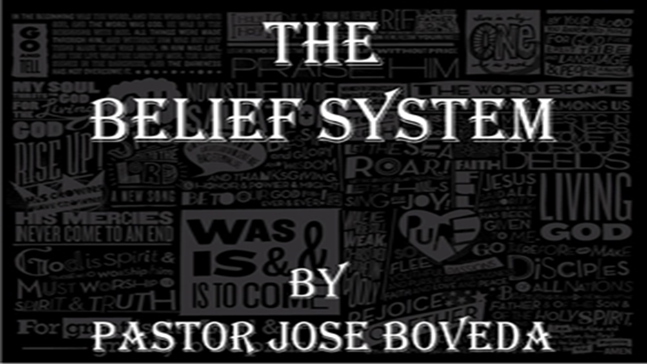 THE BELIEF SYSTEM
