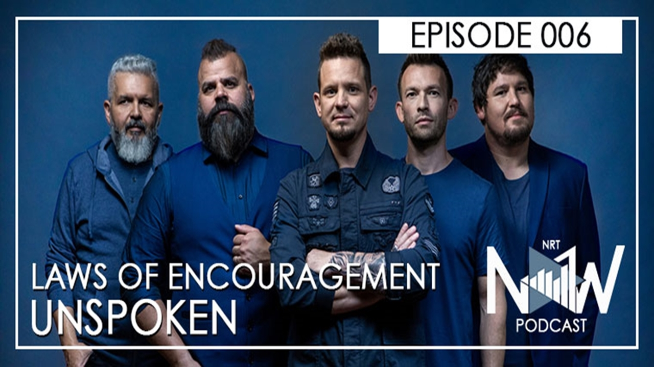 EPISODE 6: LAWS OF ENCOURAGEMENT (UNSPOKEN)