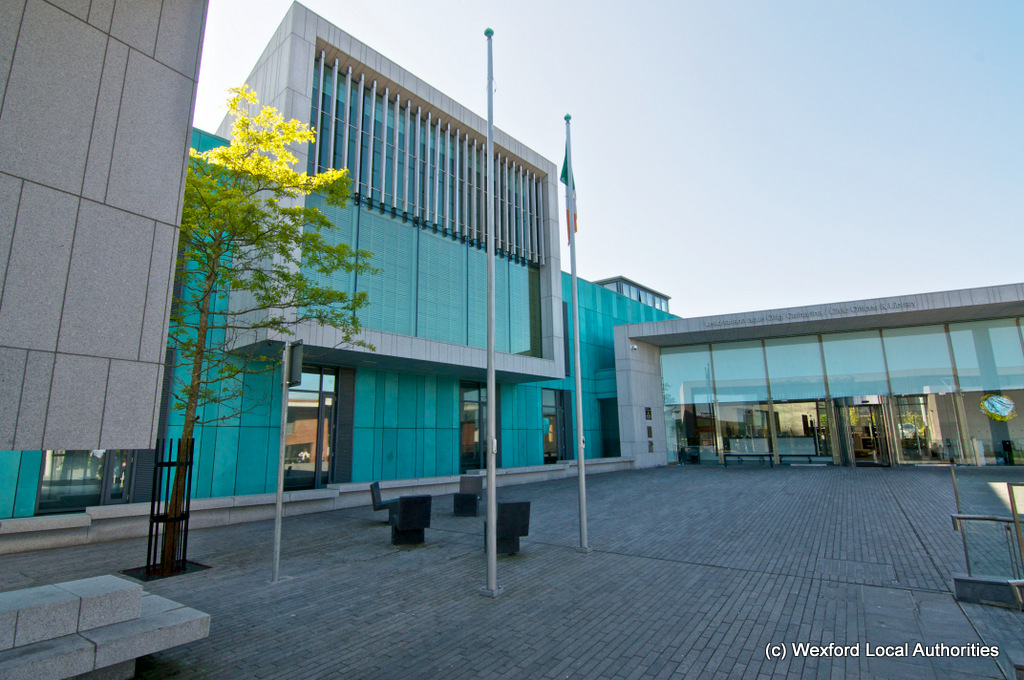 Gorey Civic Office & Library