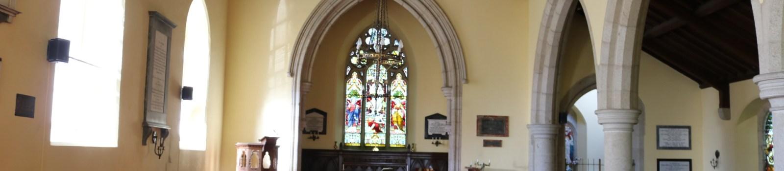 Kiltennell Church, Courtown