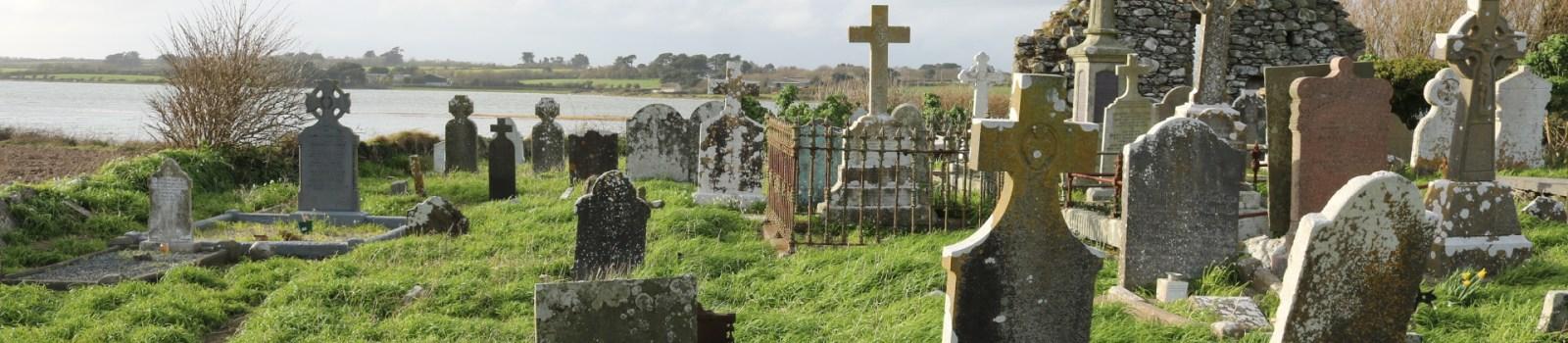 Lady's Island Cemetery