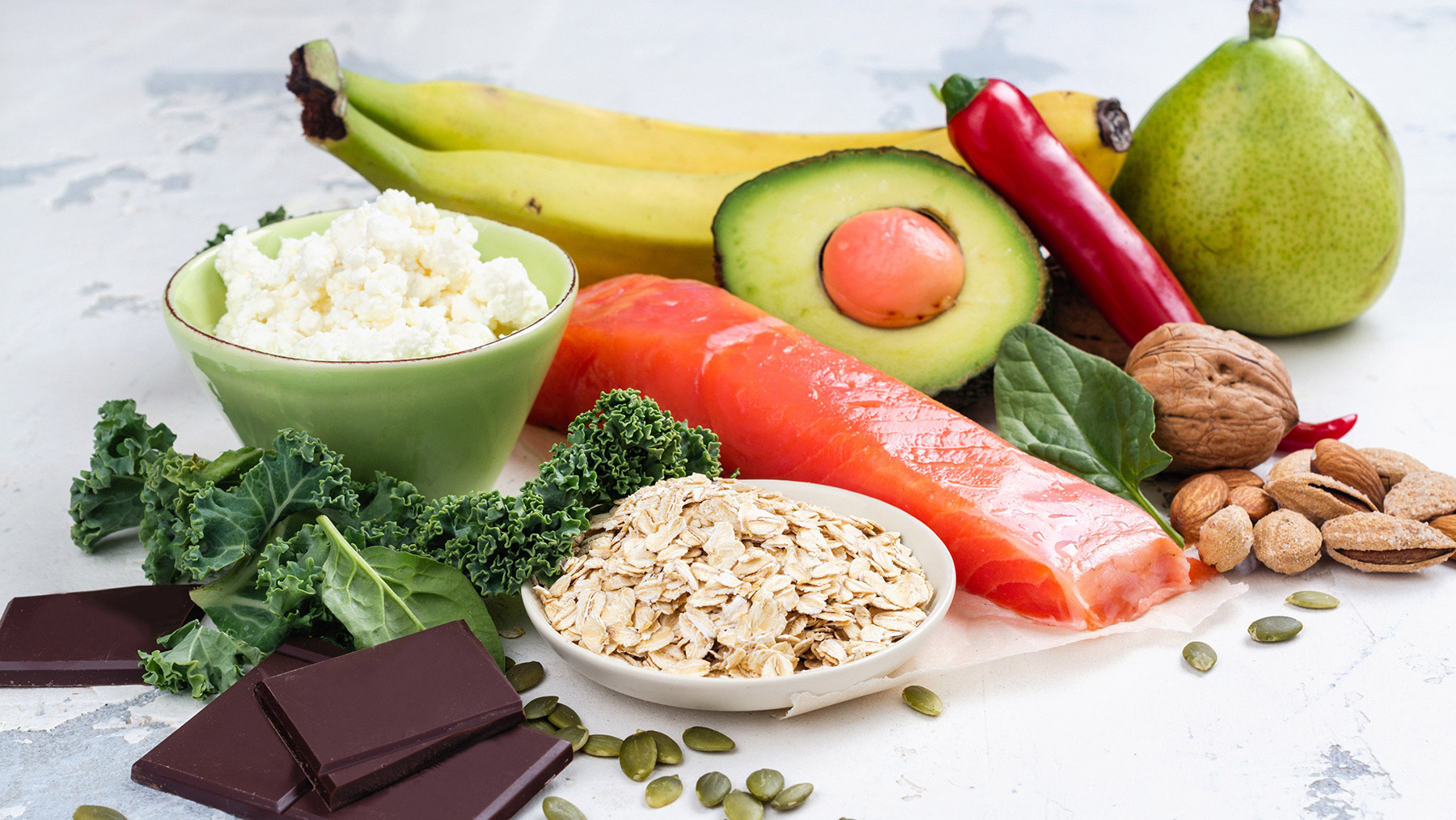 Boost your brain power with the right nutrition