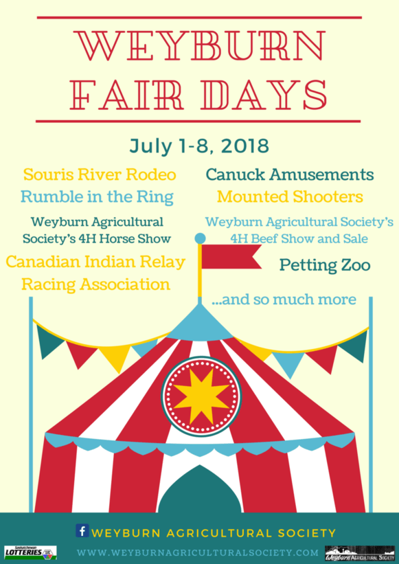 Weyburn Fair Days Weyburn Saskatchewan