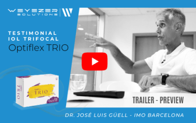 OPTIFLEX TRIO – INTERVIEW WITH DR. JOSÉ LUIS GÜELL