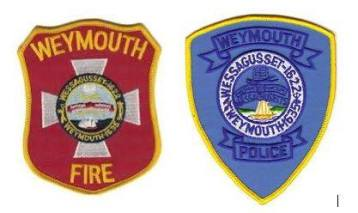 Weymouth Police vs. Weymouth Fire Appreciation Softball Game