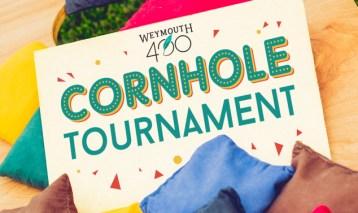Weymouth 400's 2nd Annual Cornhole Tournament