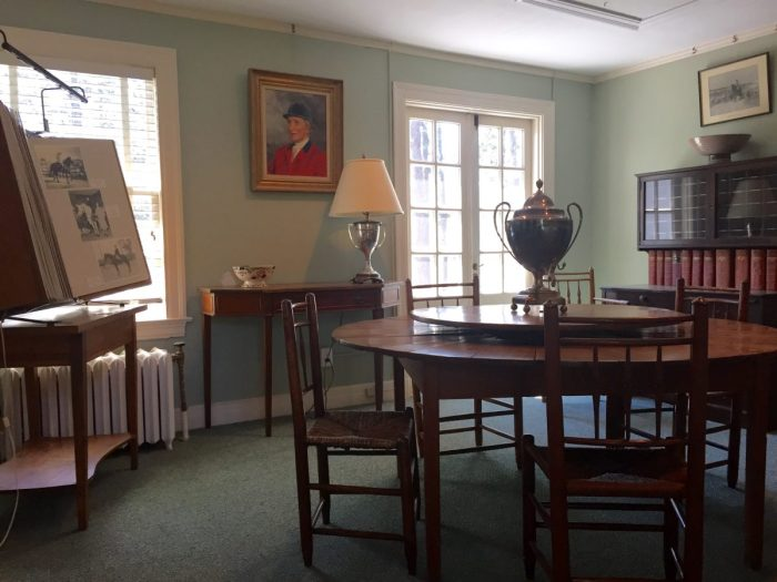 The Hunt Room at Boyd House