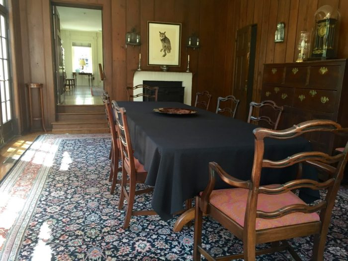 Dining Room at Boyd House