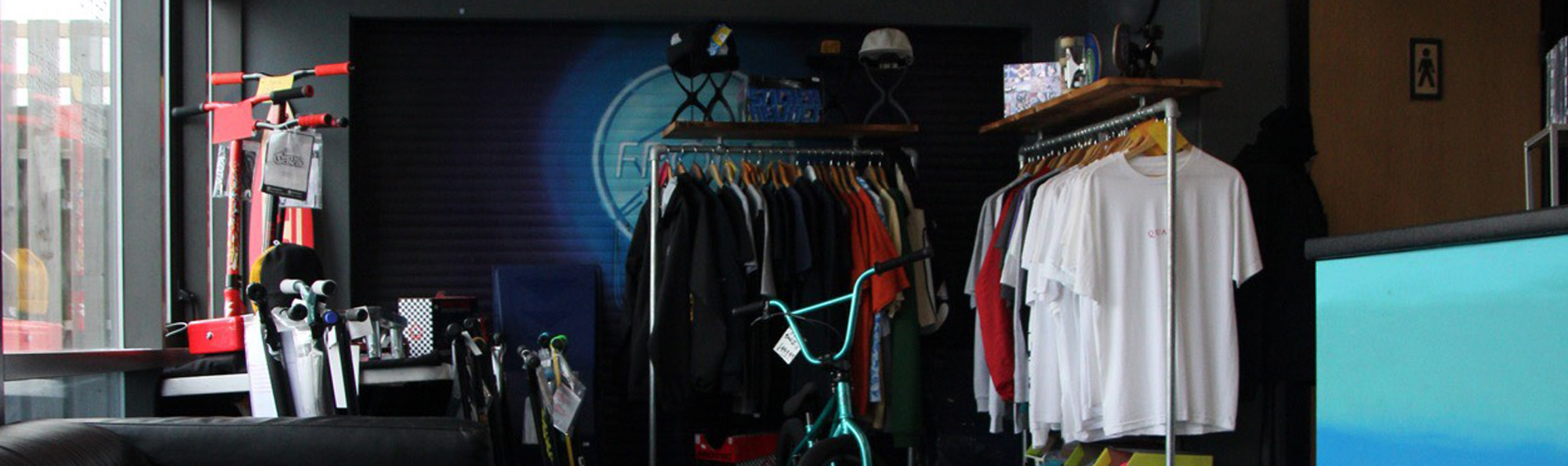 The Front Skateshop Weymouth