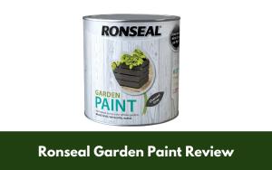 Ronseal Garden Paint Review