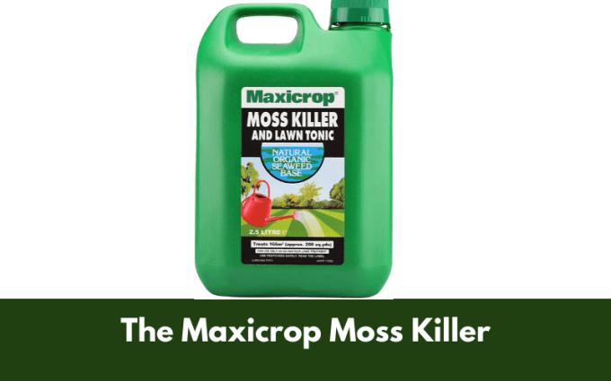 Maxicrop Moss Killer