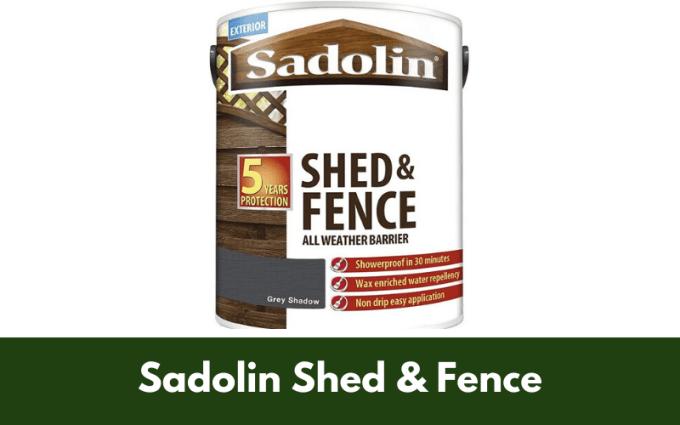 Sadolin Shed & Fence