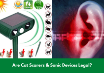 Are Cat Scarers & Sonic Devices Legal_