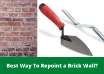 Best Way To Repoint a Brick Wall