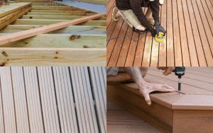 DIY DECKING PROJECTS