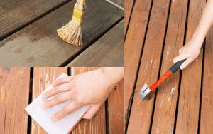 Decking Maintanance & Repairs