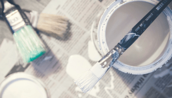 Alternatives to gloss paint