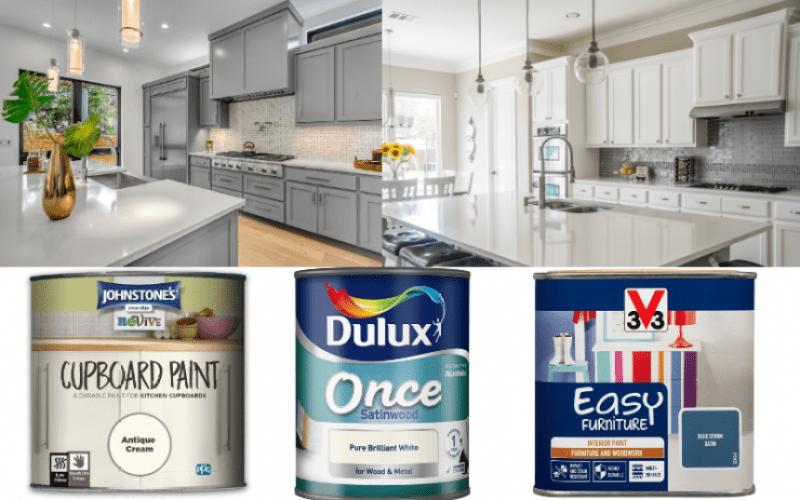 Best Kitchen Cupboard Paint Examples