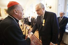 Papieski medal dla prof. Rzeplińskiego