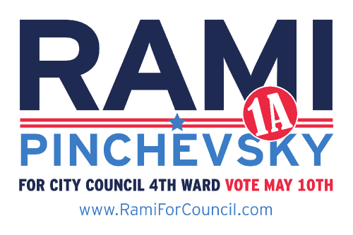 Rami Pinchevsky for Hoboken City Council