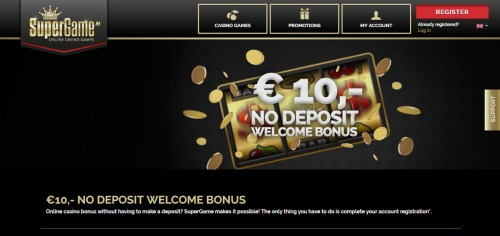 free welcome bonus no deposit casino - 3