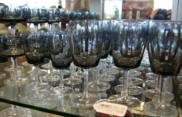 Glass Ware Galore/Prices Vary