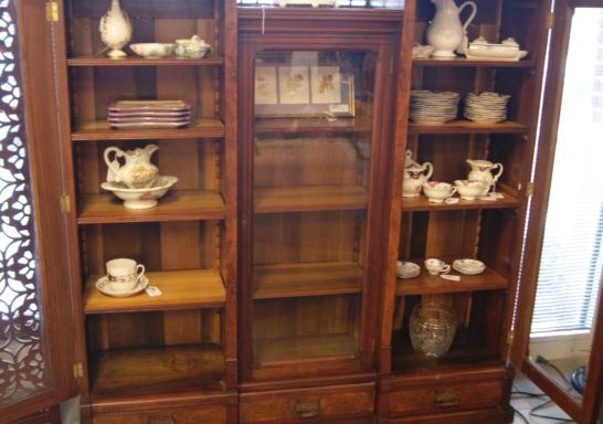 Eastlake Victorian 3 Piece Bookshelf