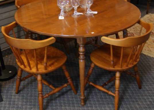 1960's Heirloom Dining Room Set-China Hutch  Priced Separate