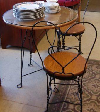3 Piece Parlor Table Set