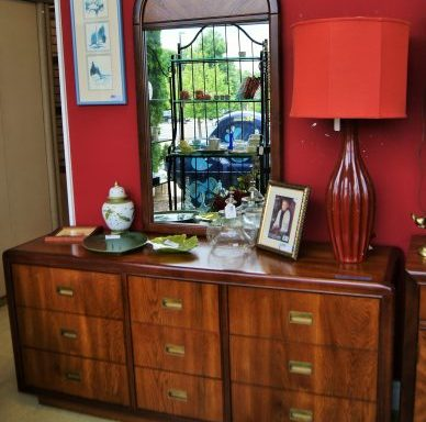 Full Dresser and Night Stands Priced Separate