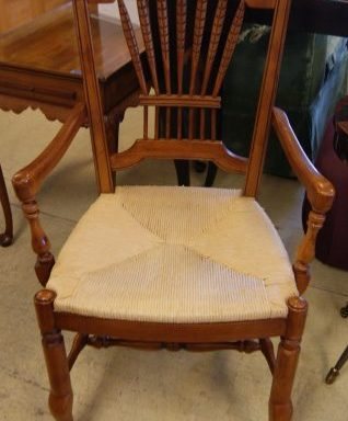 2-Side Arm Chairs Priced Separate
