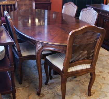 Dining Room Set and Buffet Server Priced Separate