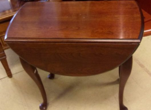 2-Drop Leaf Side Tables Priced Separate