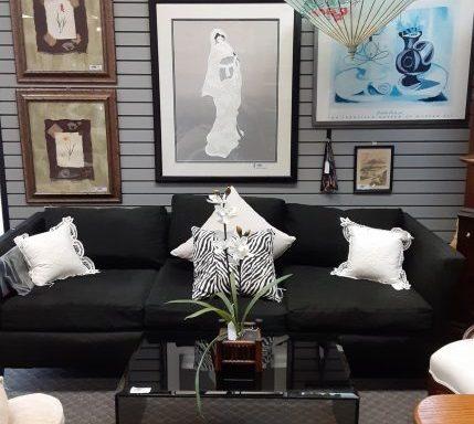 Contemporary Sofa Couch