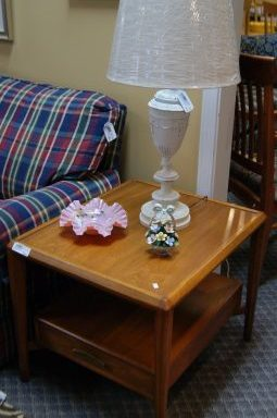 2-Mid Century Modern Side Tables Priced Separate