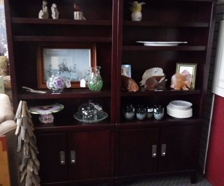 2-Bookshelf Units Priced Separate