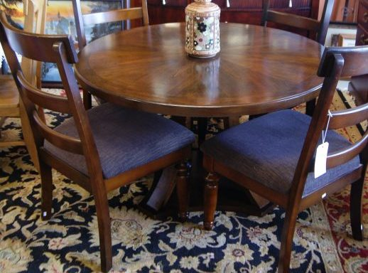 5 Piece Game Table Set
