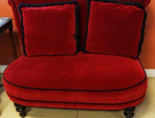 Settee- Love Seat