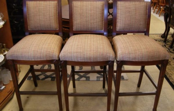 3-Piece Bar Stool Set