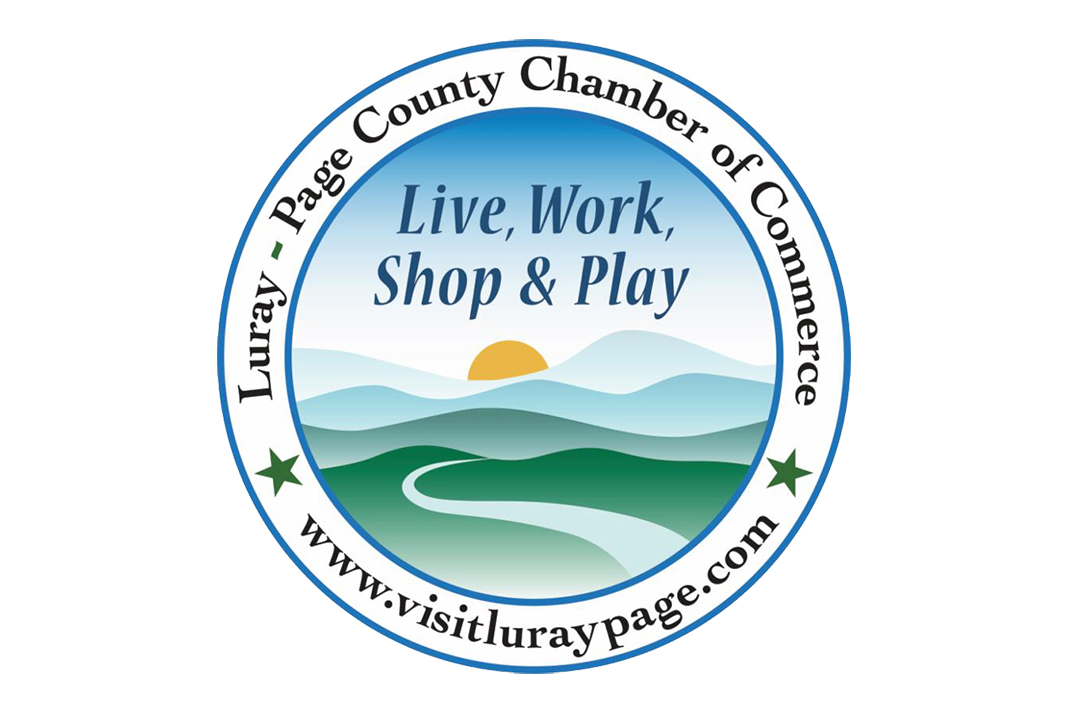 Luray - Page County, Virginia Chamber of Commerce Logo