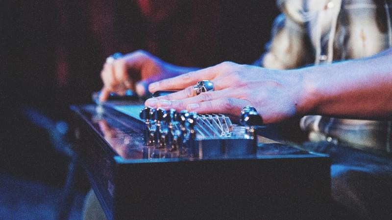 The Endless Potential Of The Pedal Steel Guitar, An Odd ...