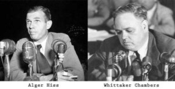 Image result for whittaker chambers and alger hiss