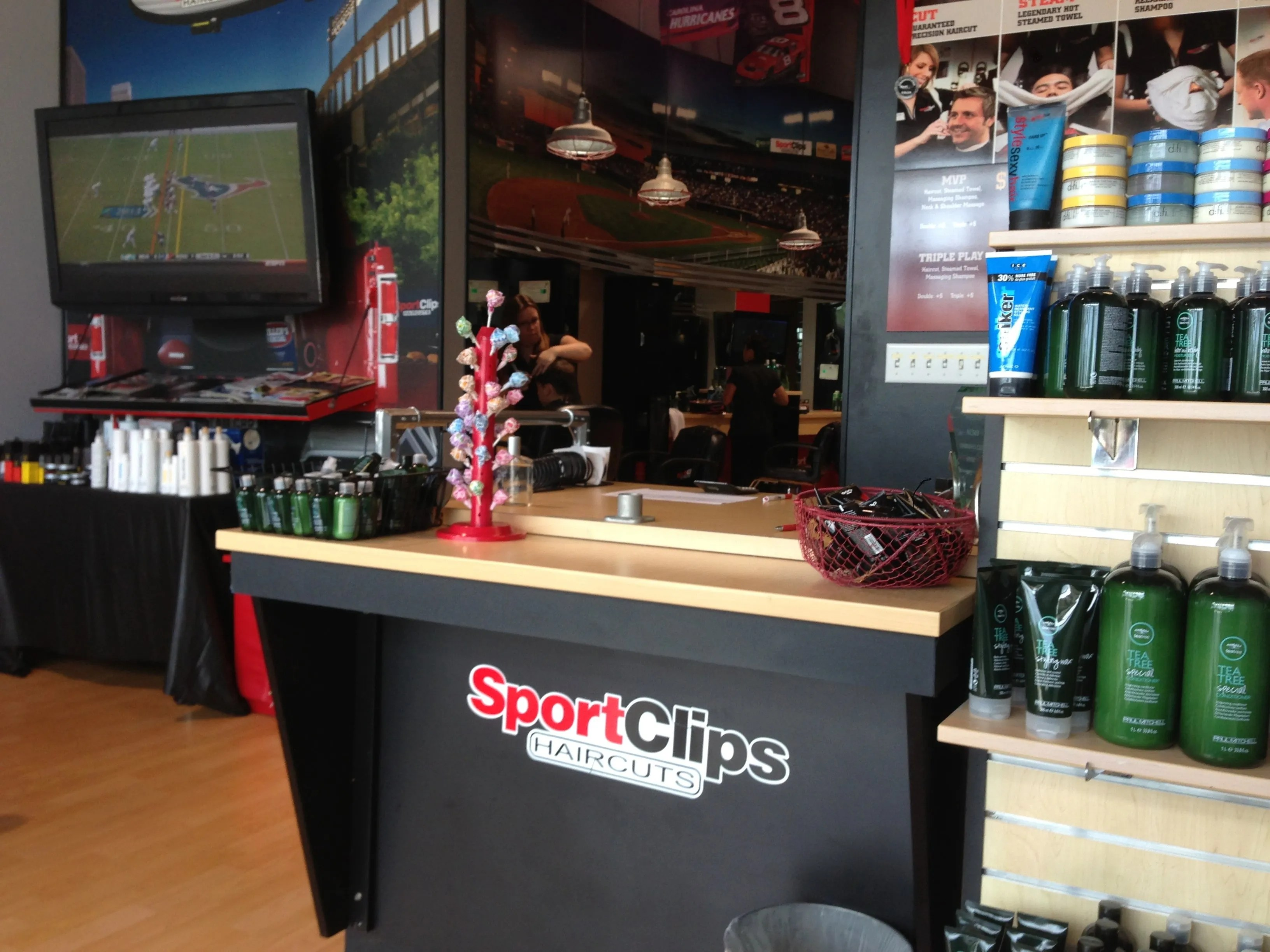 Sport Clips – A Great Place for a Haircut