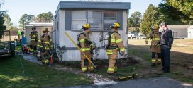 Rolesville FD and Neighbors Save Home from Fire
