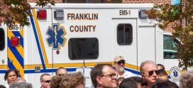 Sights and Sounds from Louisburg, NC and the Franklin County 9-11 Ceremony
