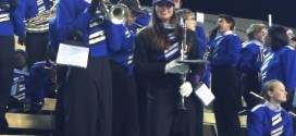 Proud Wake Forest Band Mom is Beaming With Pride & Love