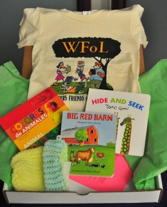 Winters Friends of the Library Books for Babies