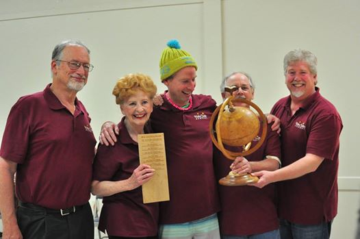 WFoL Quiz Show Winners 2015